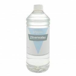 Colloidaal Zilver Water 50 PPM 1 liter
