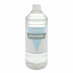 Colloidaal Zilver Water 10 PPM 1 liter