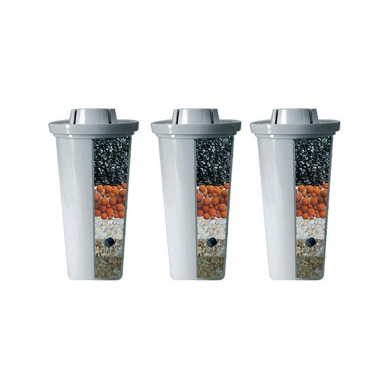 Waterman basisch ionisch water filter 3 stuks