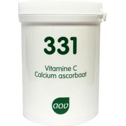 AOV 331 Vitamine C Clacium Ascorbaat