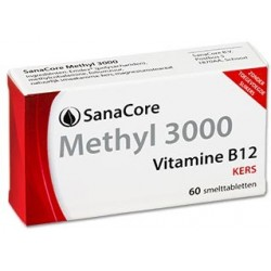 Vitamine B12 Methyl 3000