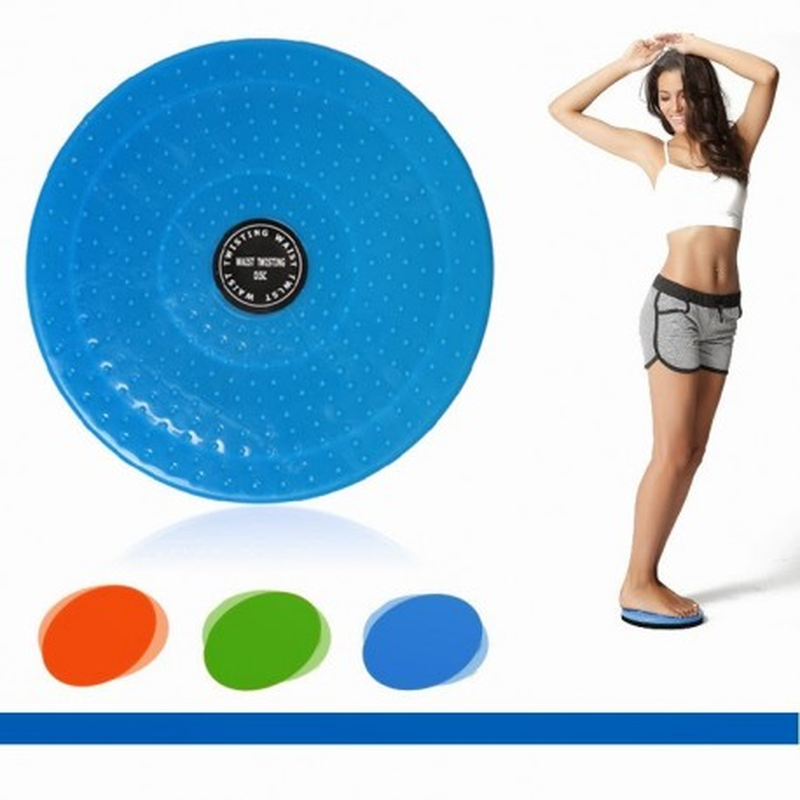 Twister Waist Board & Blance Disc