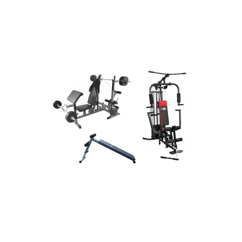 Complete thuis fitness en sport centrum