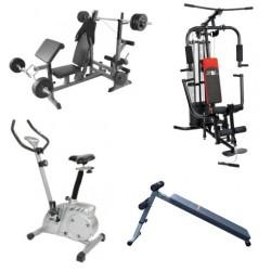 Super complete thuis fitness en sport centrum