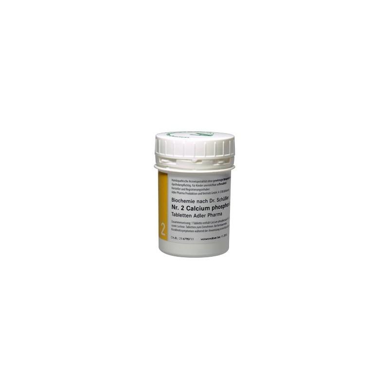 Celzouten nr 2 Adler Schüssler zouten Calcium phosphoricum