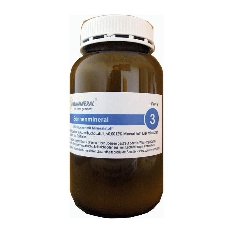Celzouten nr 3 Schusslerzouten Ferrum Phosphoricum