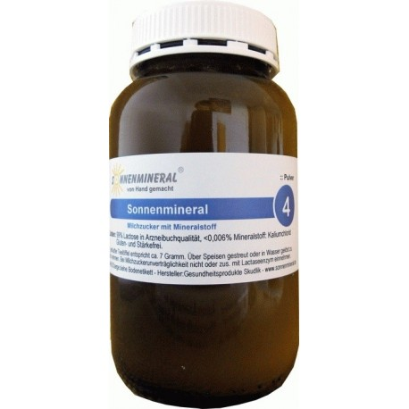 Celzouten nr 4 Schusslerzouten Kalium Chloride