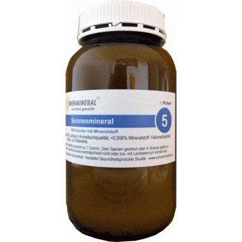 Celzouten nr 5 Adler Schussler zouten Kalium Phosphoricum