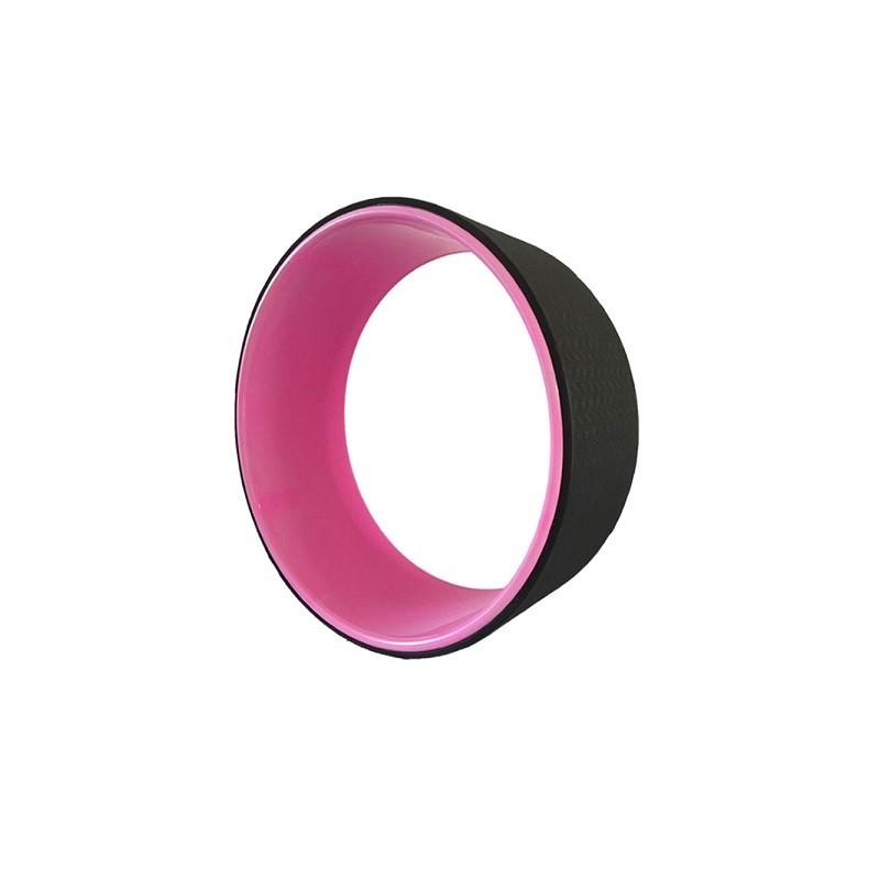 Yoga Wheel Rose 32x13 cm