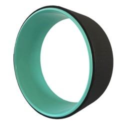 Yoga Wheel Groen 32x13 cm