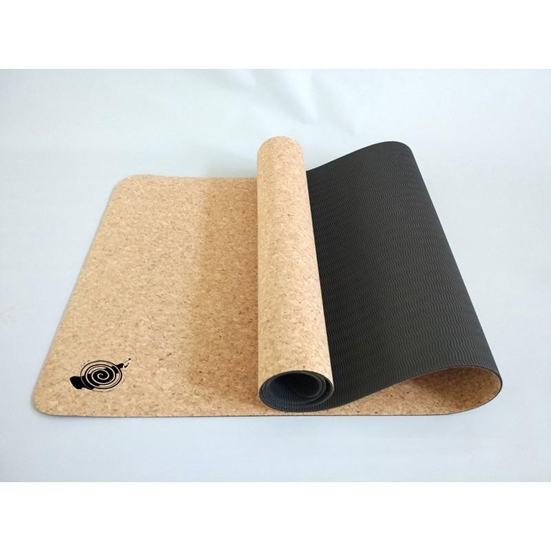 Yoga mat kurk cork