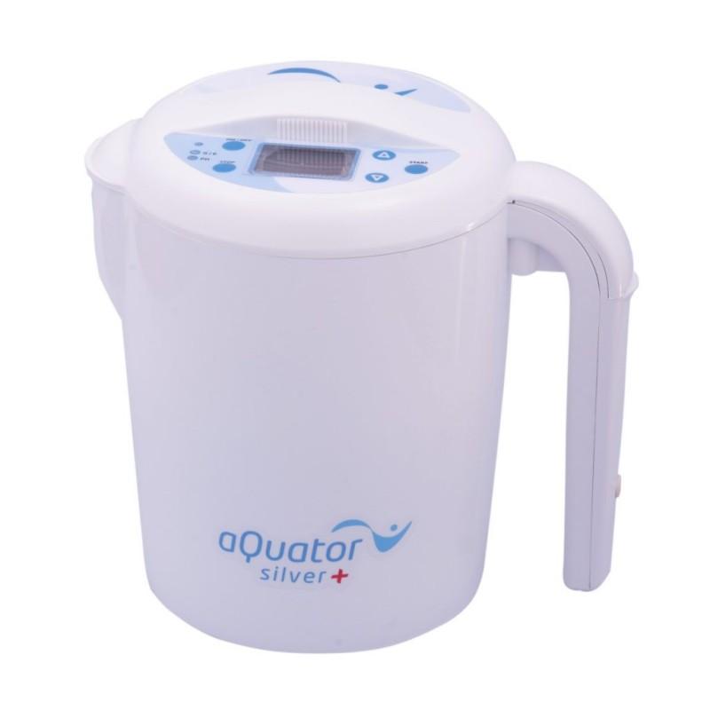 aQuator Classic Silver Water Ionizer Machine