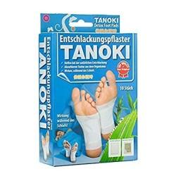 TANOKI Detox Pads 10 stuks
