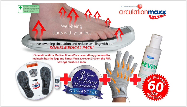 Bioenergiser Electro Flex Circulation Maxx Ultra